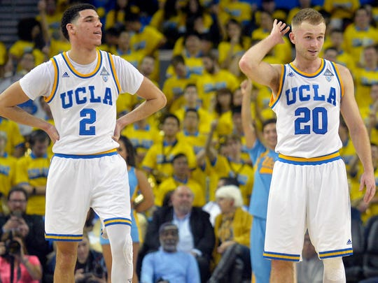 UCLA is the No. 3 team in the coaches poll, but also