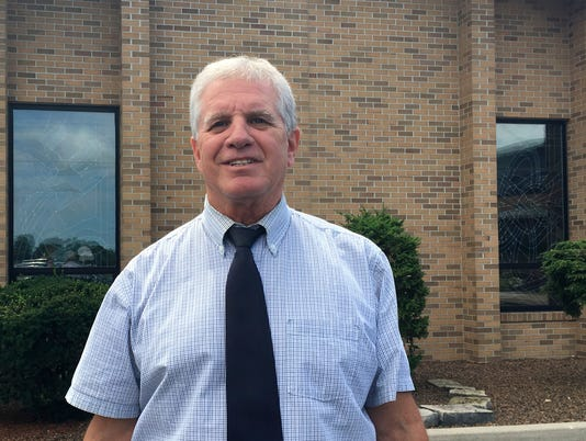 Perin starts school year as new Bishop Hoffman interim superintendent