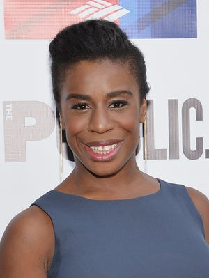 Uzo Aduba, shown in June, is thrilled for her show's performance.