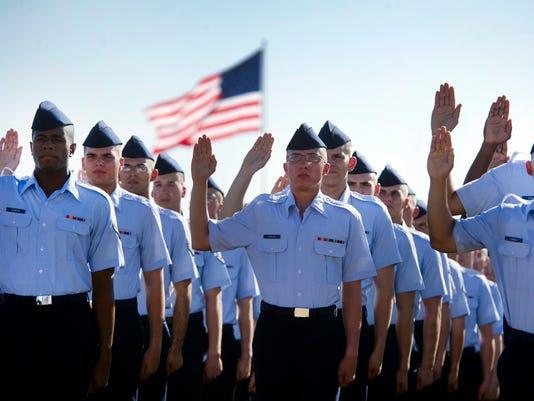 Air Force Basic Training