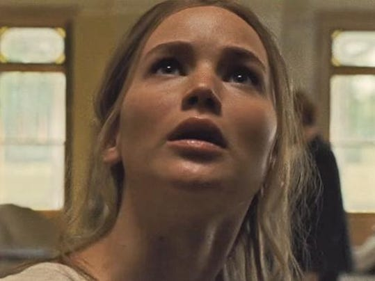 Mother! Jennifer Lawrence Paramount