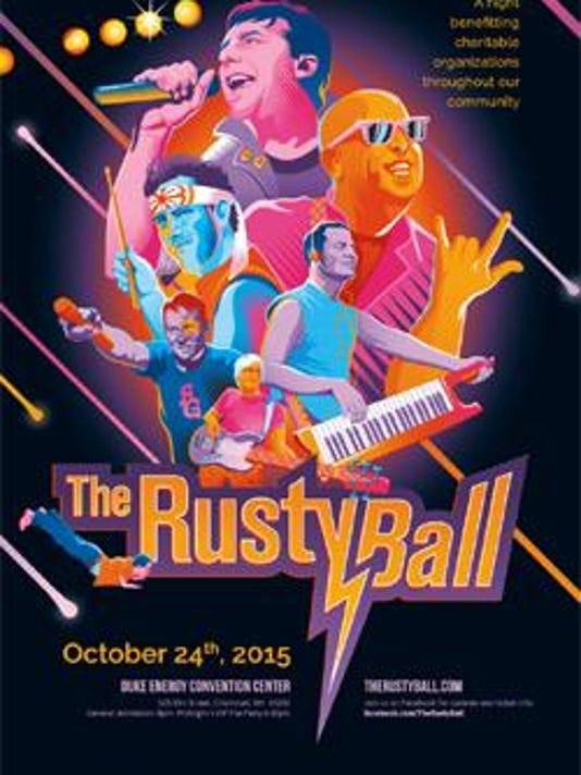 Rusty Ball 2015
