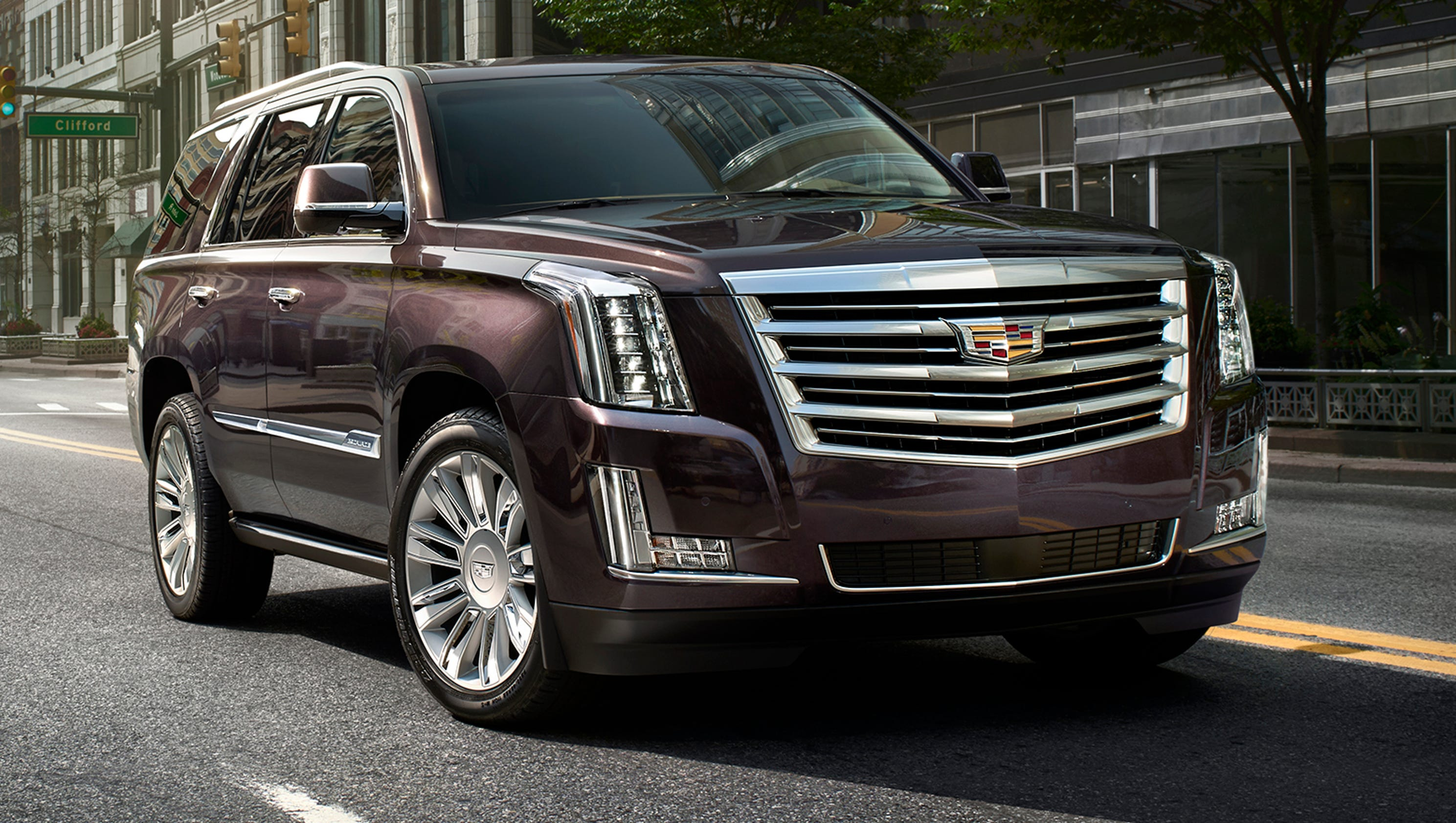 escalade in cadillac black ny rental york car new luxury