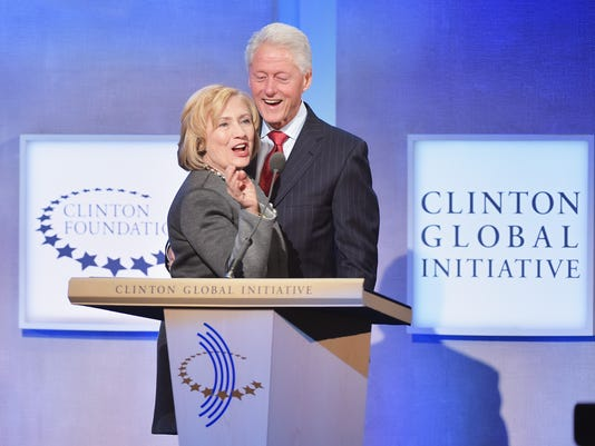 CLINTON FOUNDATION DONORS USED CLINTON-CONNECTED LOBBYISTS