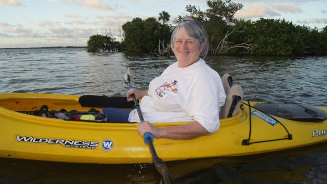 Laurilee Thompson is the festival chair for the Space Coast Birding and Wildlife Festival.