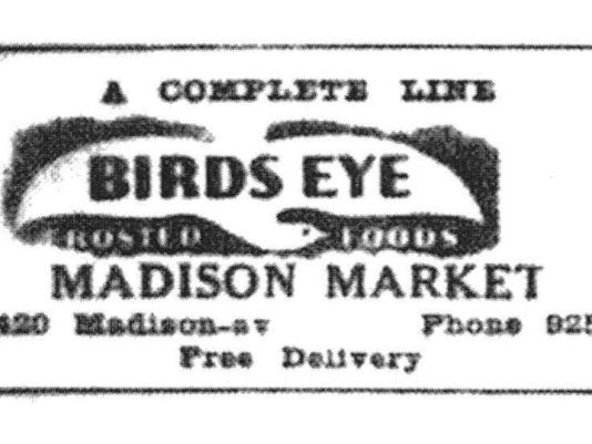 Madison Market ad