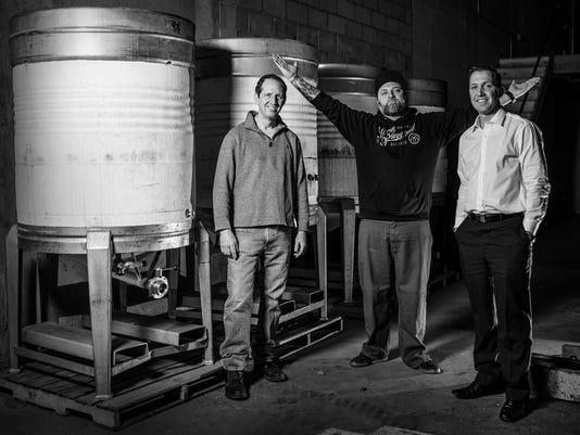 Ghost Hawk brewery