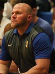 Newly-hired Lenoir City boys basketball coach Brent