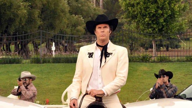 """Will Ferrell portrays dimwitted ranchero Armando Alvarez in """"Casa de Mi Padre."""""""