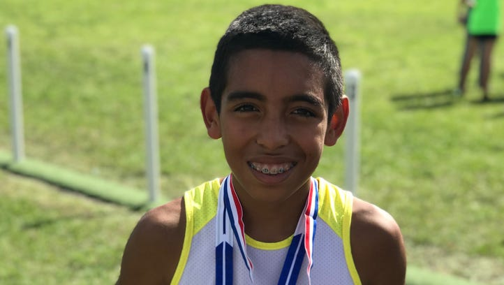 'To be the best': Ave Maria preteen striving to be an Olympic runner