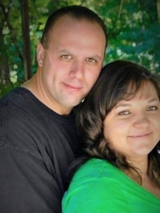 Cody Charlson and Marisa Sanchez