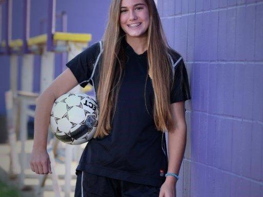Eva Paul, Byrd, Sophomore defender 3 goals, 2 assists