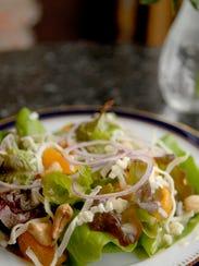 Kentucky Bibb lettuce salad with Champagne vinaigrette