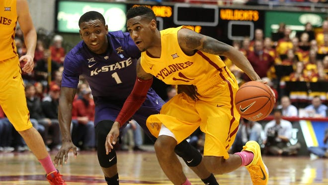 Iowa State Monte Morris is a key piece returning for the Cyclones.