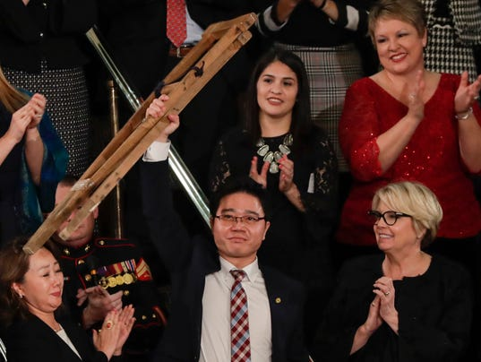 AP STATE OF UNION PHOTO GALLERY A USA DC