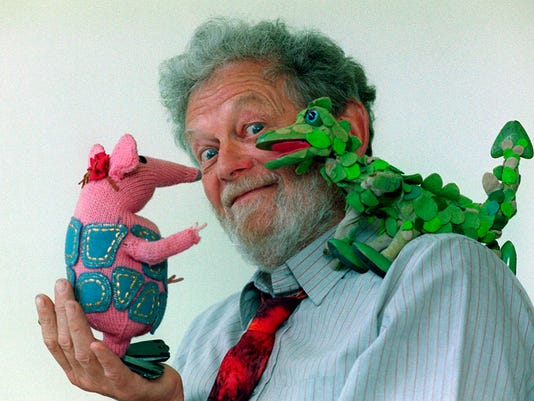 AP BRITAIN FIRMIN CLANGERS I FILE ENT GBR