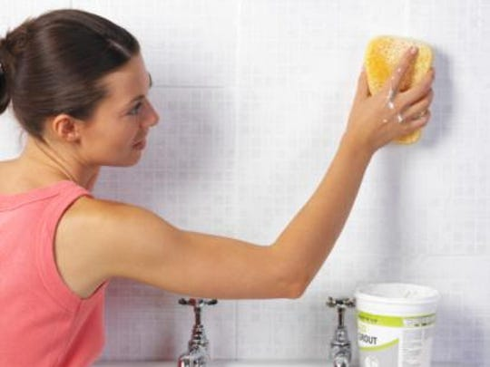 Once your grout cracks it is important that you repair it before there is any damage to the tile.
