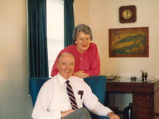 Mary and Richard Keane.