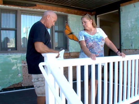 Sandy Victim Interview #2