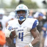 MTSU's Mathers tabbed as C-USA's offensive player of the week