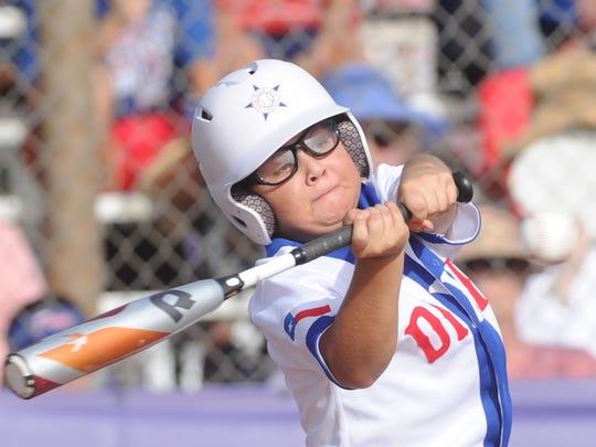 Breckenridge, Snyder open state Little League tournament in Abilene