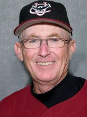 Cumberland coach Woody Hunt