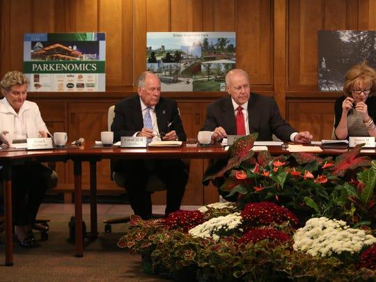 The Board of Cincinnati Park Commissioners: Susan F.
