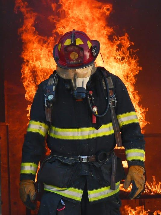 PTSD Firefighter training