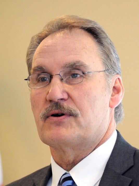 CGO Mayor Jack Everson
