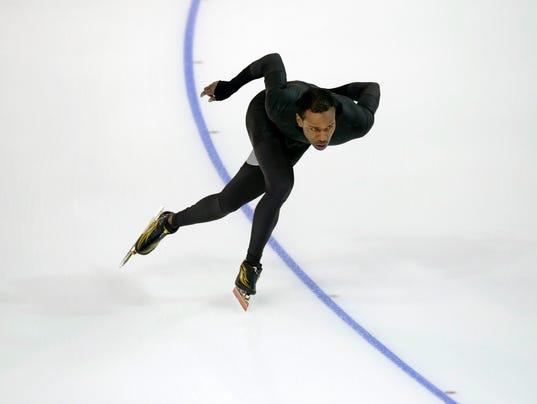 Your Say Sochi speedskating