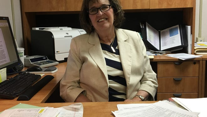 Caron Snow is retiring as Ruidoso school finance director, ending a 37-year career in education administration.