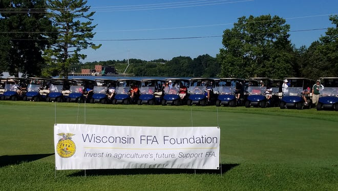 The three 2016 events raised $26,000 to support agricultural education and FFA throughout Wisconsin.