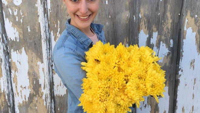 Rhiannon Diederichs' Fond du Lac Flower Co. will launch this summer.