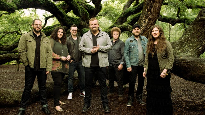 Casting Crowns will perform at the Pensacola Bay Center on Nov. 13.