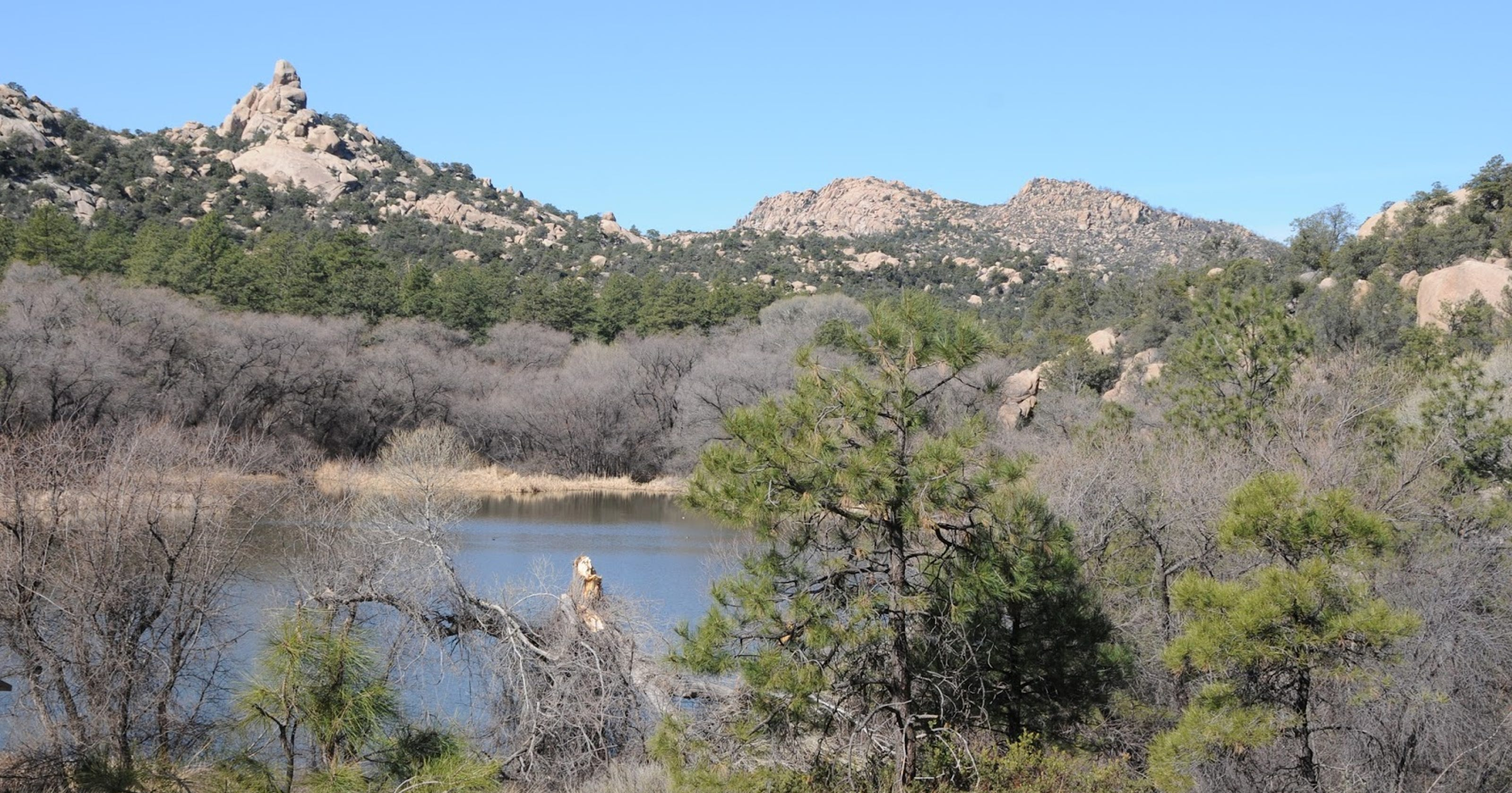 Granite Basin Lake Az.Granite Basin Hikes Easy Way To Explore Prescott