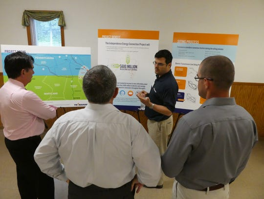 Transource in June held a series a public hearings,