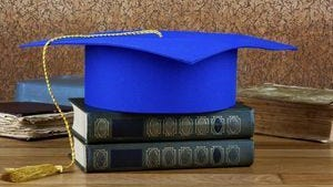 Local students can apply for scholarships.