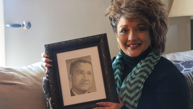 Geraldine Armendariz plans to continue operating Christmas Anonymous, a non-profit created about 50 years ago by her father Ray Anaya.