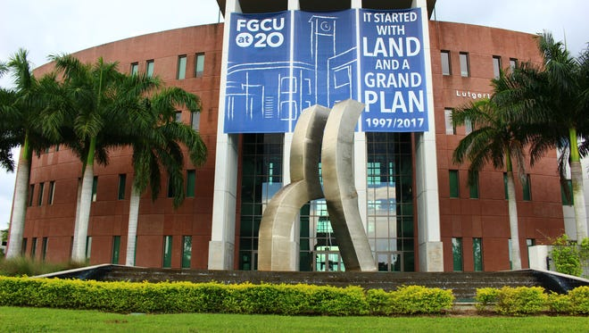 More than 500 students will graduate from Florida Gulf Coast University during a ceremony set for Saturday.