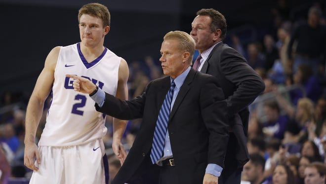 Todd Lee spent five years at Grand Canyon University before being named the head coach at the University of South Dakota.