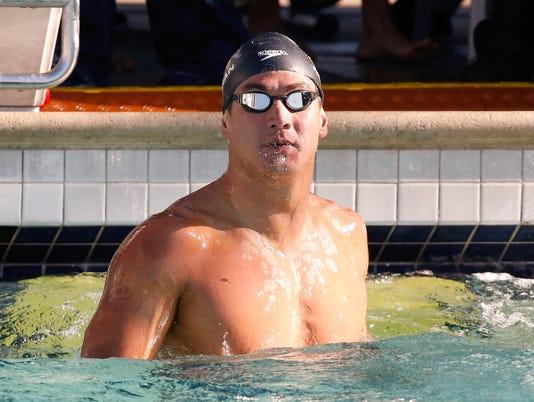 Swimming: Arena Pro Swim Series