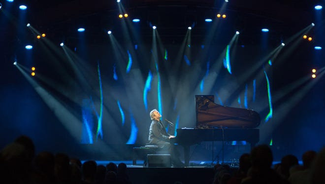Jimmy Webb: The Glen Campbell Years takes stage at 7:30, April 1, at the Weill Center.