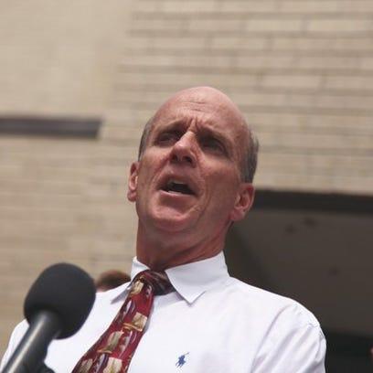 Cal Harris vehemently condemns Tioga County District
