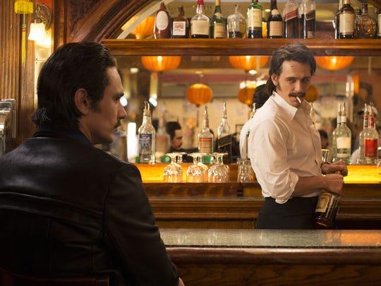 James Franco as Frankie and James Franco as Vincent