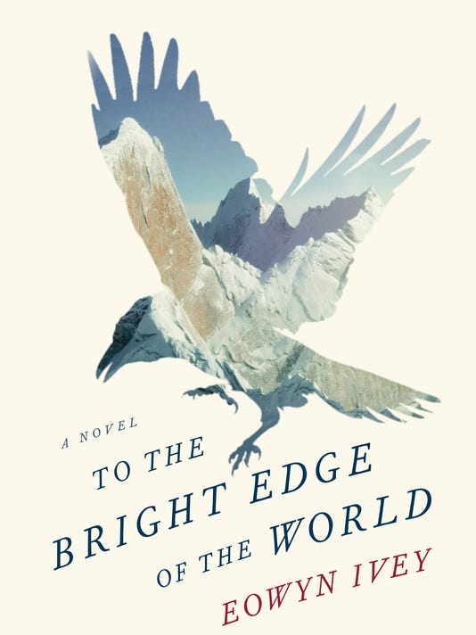To the Bright Edge of the World - book cover
