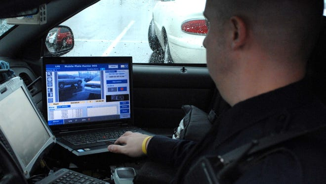 Sycamore Township will keep equipment that scans license plates and searches for matches in a law enforcement databases. If there is a hit, the information shows up on a computer in the cruiser.