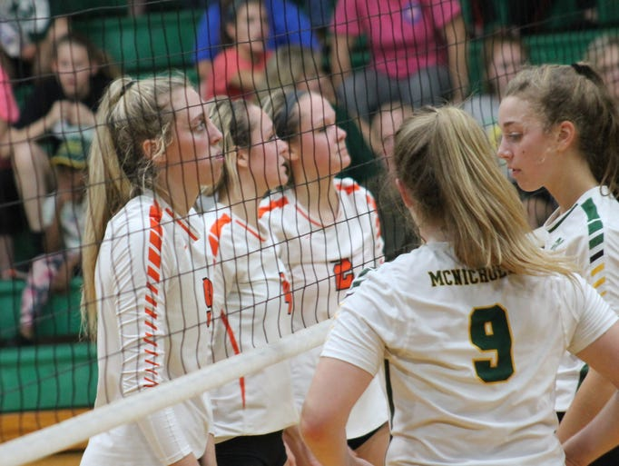 Anderson and McNicholas girls engage in net gossip