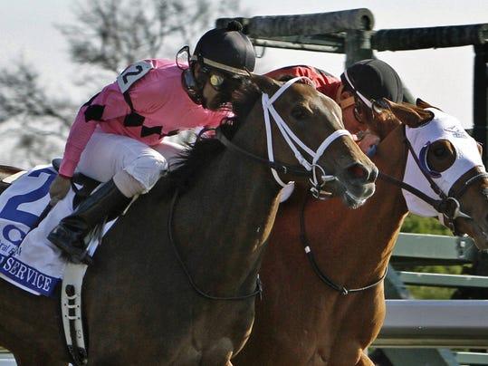 Keeneland Ashland Stakes Horse Racing