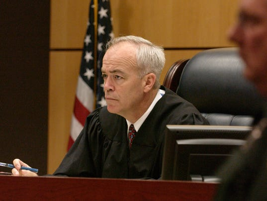 Brevard Judge Takes Paid Leave After Courtroom Scuffle