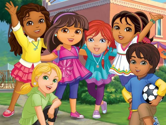 'Dora the Explorer' is growing up and getting a spinoff series